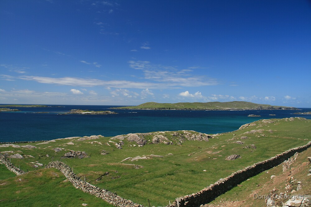 Inishbofin,Co.Galway by Donal Faogain