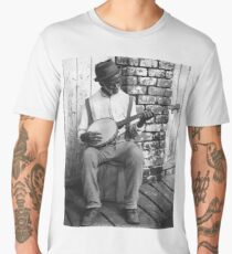 Banjo Man Men's Premium T-Shirt