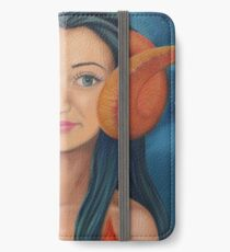 ARIES SUN, LIBRA RISING, SCORPIO MOON iPhone Wallet/Case/Skin