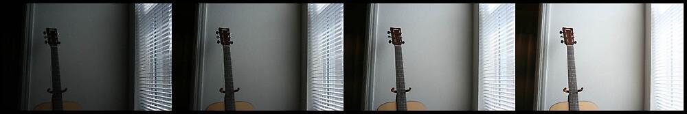 Guitar Study by Capetocairo