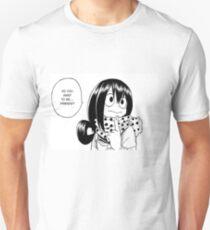 My Hero Academia Froppy  T-Shirt