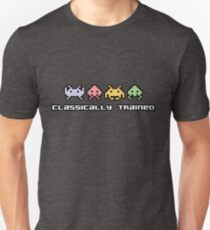 Video Games - Classically Trained Unisex T-Shirt