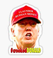 I Launder Russian Money Sticker
