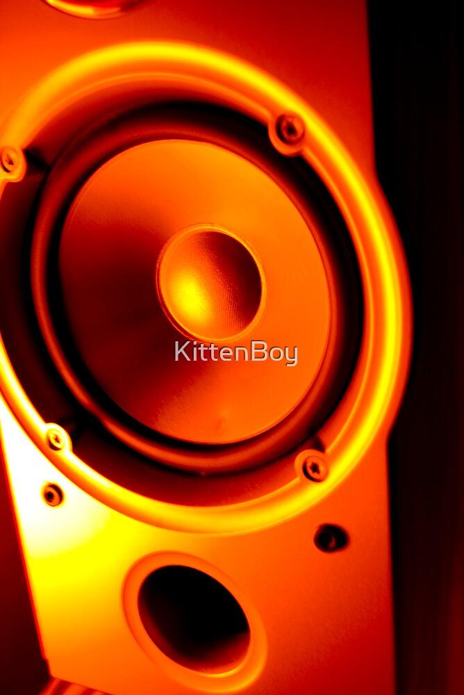 Speaker1 by KittenBoy