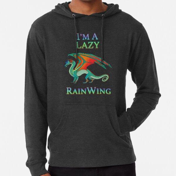 I'm a Lazy RainWing Lightweight Hoodie