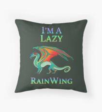 Cojín Soy un Lazy RainWing