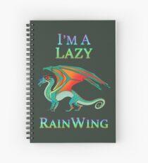 Ich bin ein Lazy RainWing Spiralblock