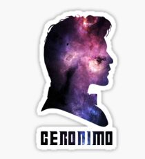11 - Geronimo! Sticker