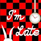 I'm Late by TearsFromVenus