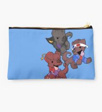 Doctor Pup - 9, 10, 11 Studio Pouch