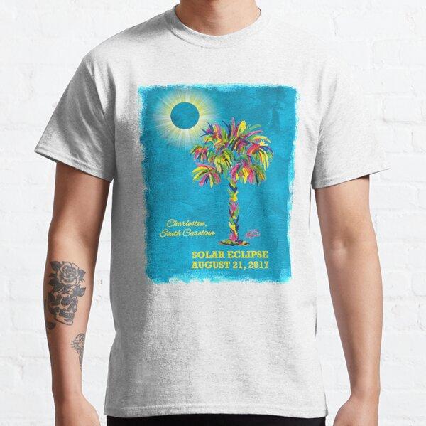 Solar Eclipse 2017 - South Carolina Classic T-Shirt