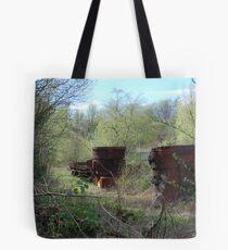 Brymbo Steelworks Tote Bag