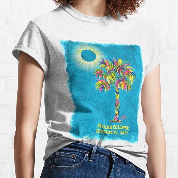 Solar Eclipse 2017 Classic T-Shirt