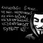 Anonymous slogan by KingZelius