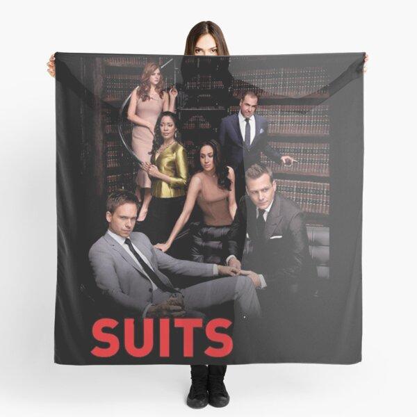 Suits Original Series Scarf