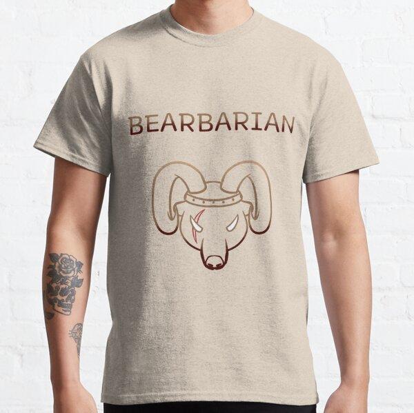 BEARBARIAN Classic T-Shirt