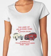 The End Of An Aussie Icon Women's Premium T-Shirt