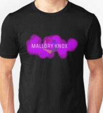mALLORY kNOX sprayed and wired Unisex T-Shirt