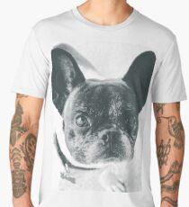 Happy French Bulldog Men's Premium T-Shirt