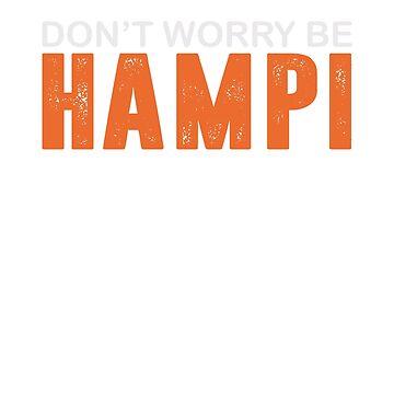 Don't Worry Be Hampi by mashingTees