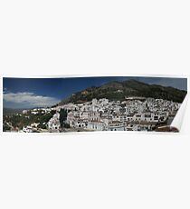 Mijas, Spain Panorama Poster
