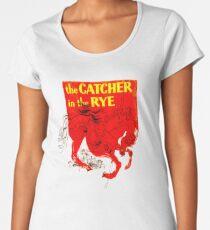 Holden Caulfield: The Catcher in the Rye Women's Premium T-Shirt