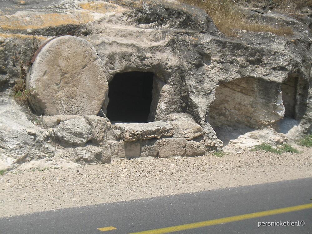Roadside Tomb by persnicketier10