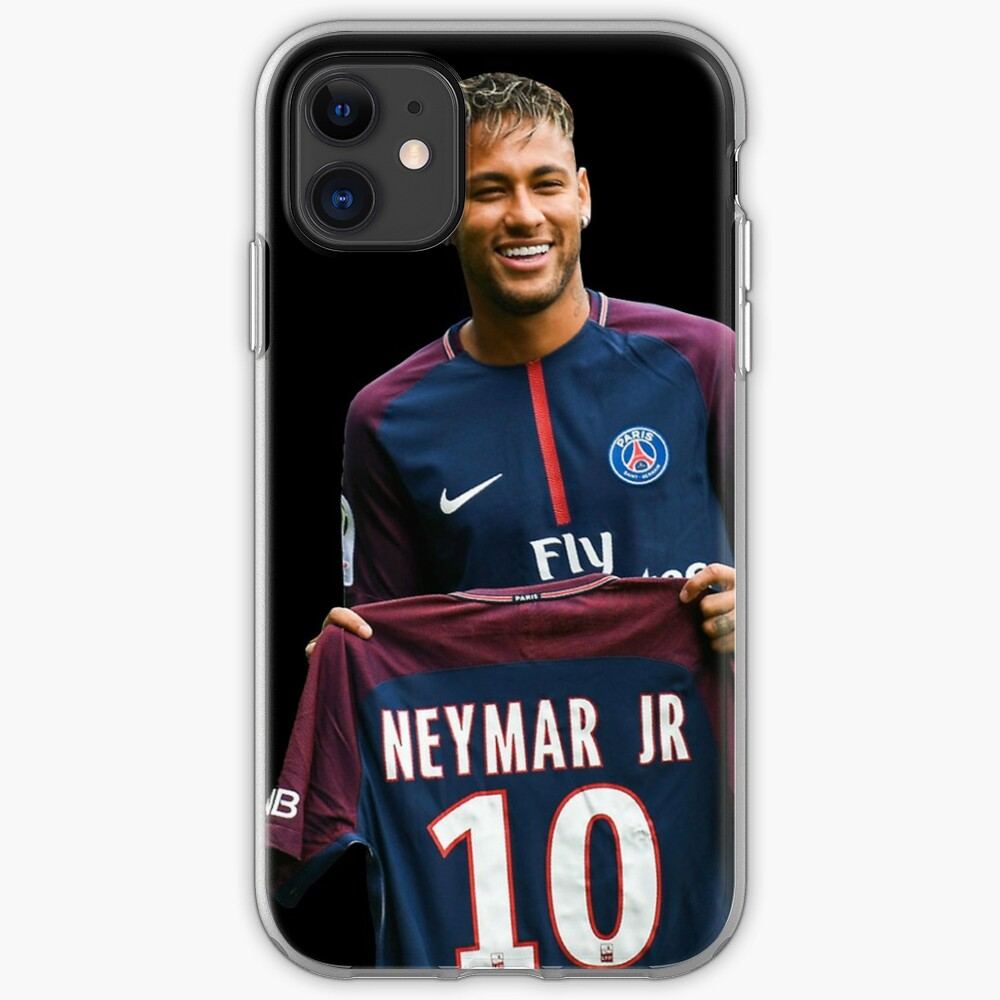 Neymar PSG   Coque iPhone
