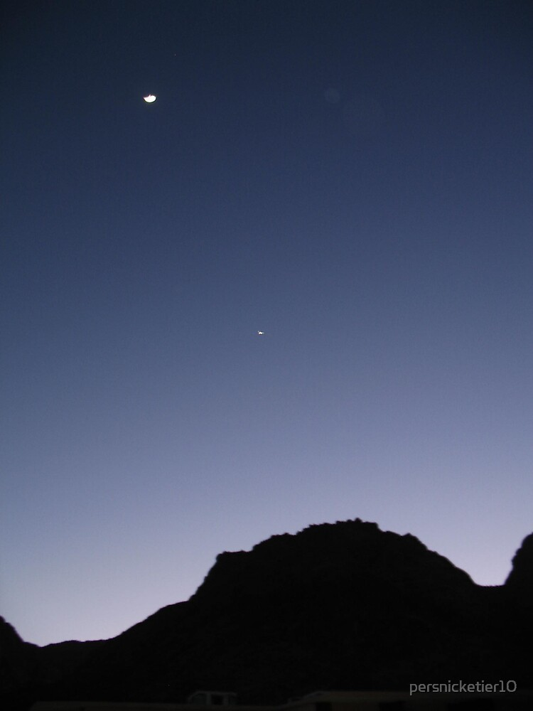 Sinai Moon by persnicketier10
