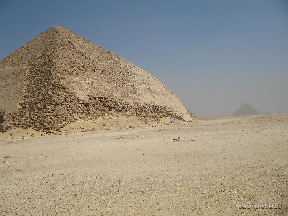 Bent Pyramid by persnicketier10