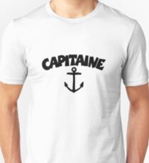 Capitaine Ancre T-Shirt