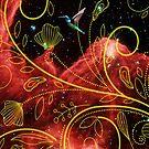 Freedom - Hummingbird Magic by Chiwow-Media