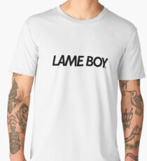 LAME BOY Men's Premium T-Shirt