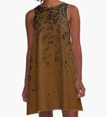 Coloré Ramper Vers Vous A-Line Dress