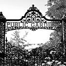 Garden Gates by Ethna Gillespie