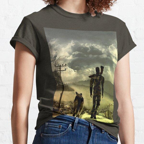Stroll through the Wasteland Classic T-Shirt