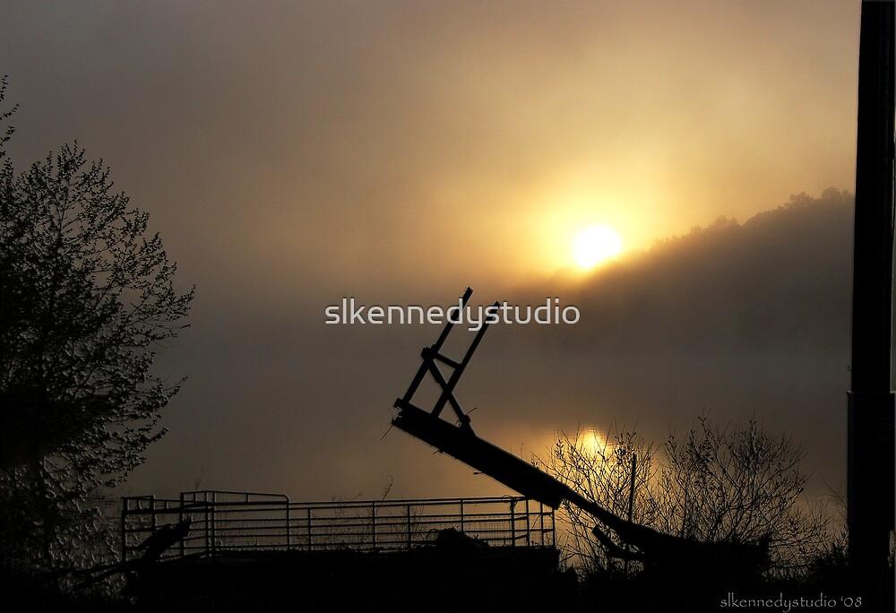 Swollen Lake by slkennedystudio