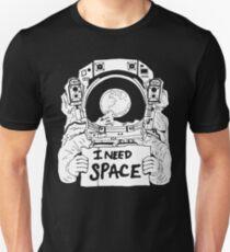 Major Spaceman T-Shirt