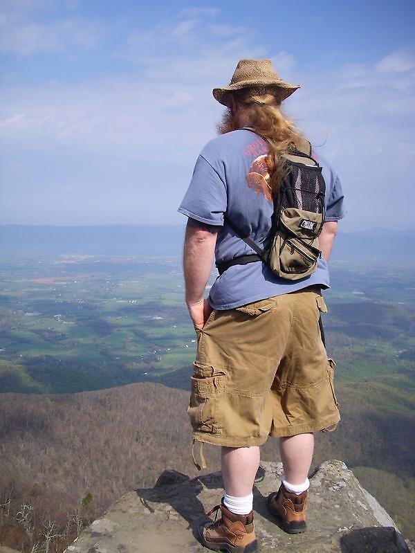 mountain man by jcfreak23p