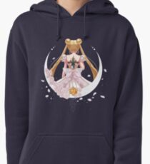 Sword of the Silver Crystal Pullover Hoodie