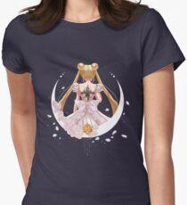 Camiseta entallada Espada del Cristal de Plata