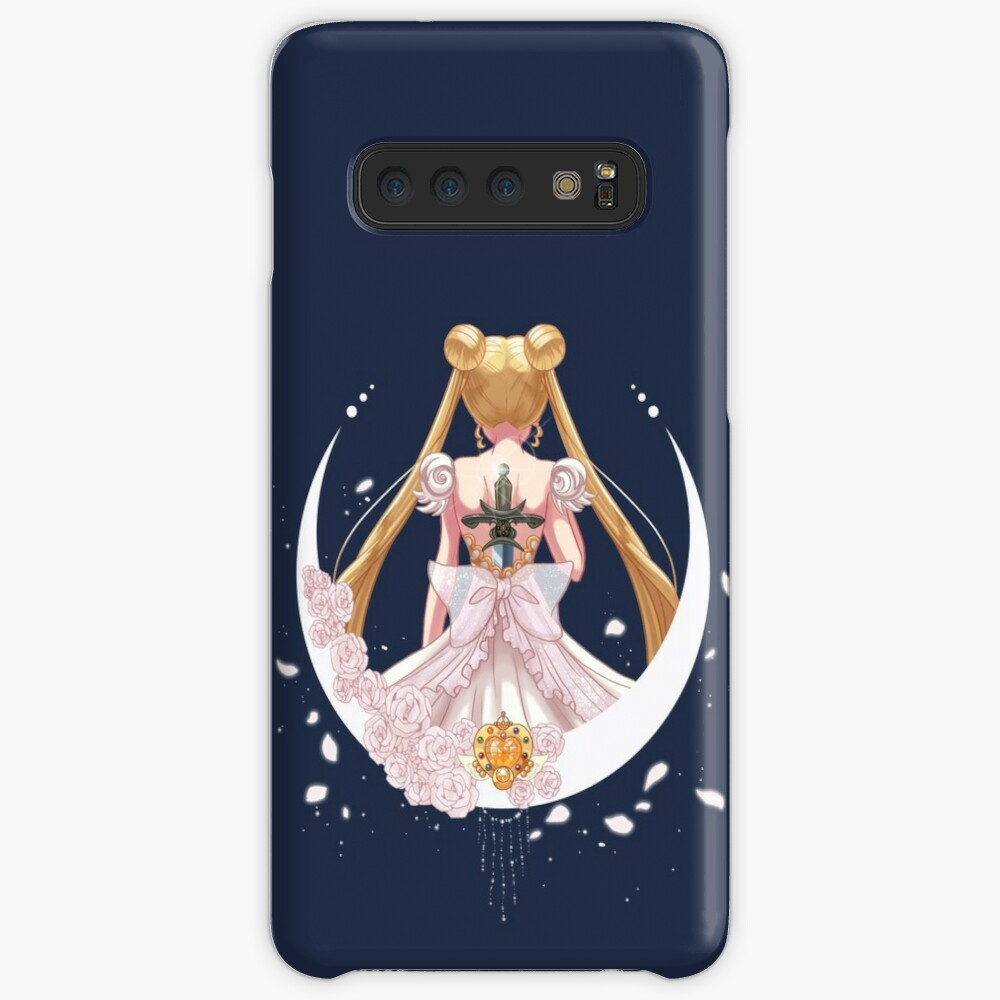 Sword of the Silver Crystal Case & Skin for Samsung Galaxy