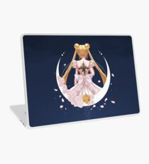 Sword of the Silver Crystal Laptop Skin
