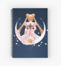 Sword of the Silver Crystal Spiral Notebook