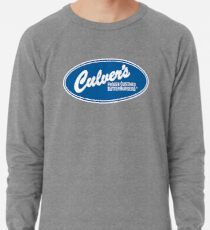 Culvers Burger Lightweight Sweatshirt