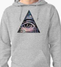 Illuminati Pullover Hoodie