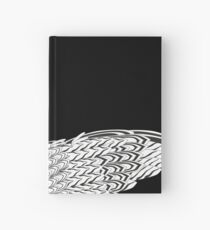 Vector pheasant Hardcover Journal