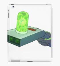 Rick and Morty Gun iPad Case/Skin