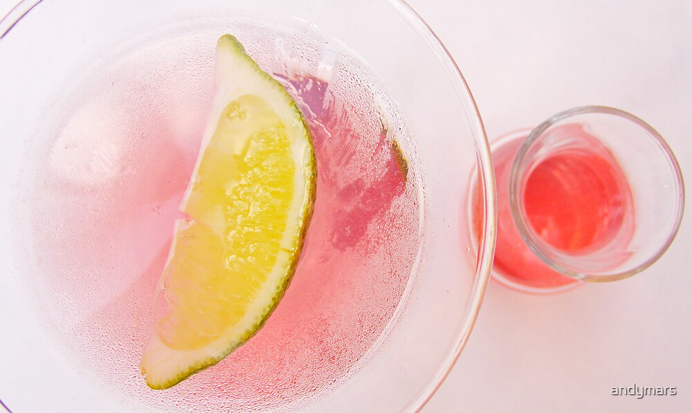 Cosmo & Lime Closeup by andymars