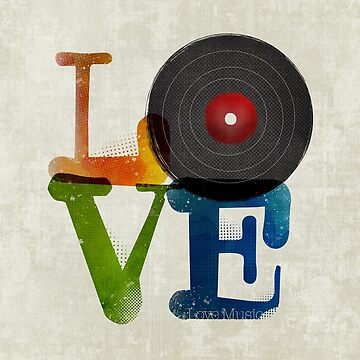 Love is Music, Music is Love by Sparafuori